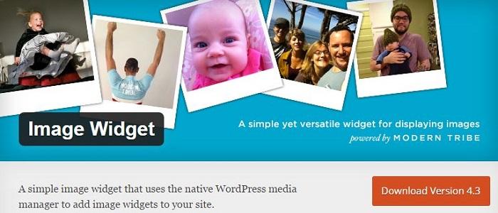 Blog die besten Plugins für WordPress von A bis Z kostenlos 09 Image Widget