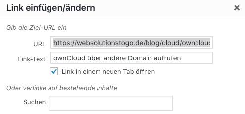 Blog HTML Link in neuem Fenster Tab im Browser öffnen 02