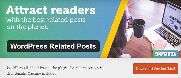 Blog kostenlose Cache Image Minify Social-Media und SEO Plugins für WordPress 21 WordPress Relatad Posts