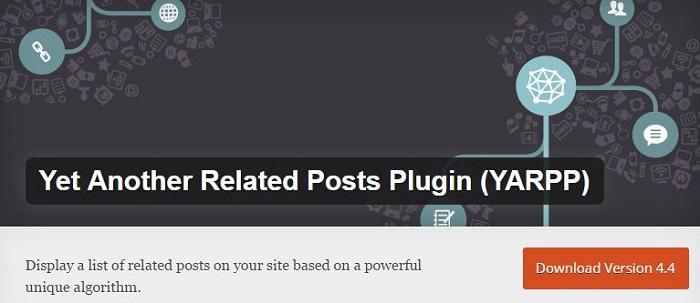 Blog kostenlose Cache Image Minify Social-Media und SEO Plugins für WordPress 22 Yet Another Related Posts Plugin