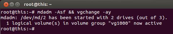 Blog NAS defekt - Dateien wiederherstellene RAID 1 04